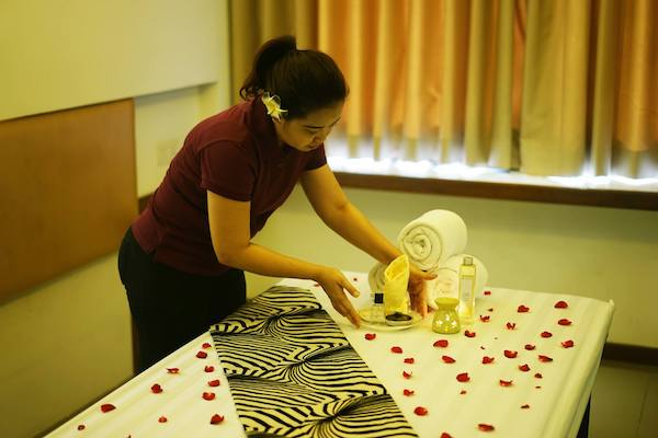 Oil massage spas in Yangon - Yangon Massage & Spa