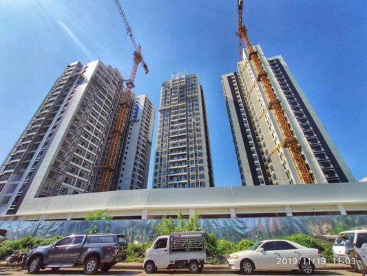 Condominium in Yangon